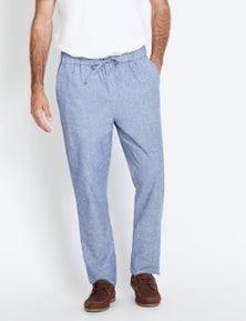 Rivers Linen Cotton Bermuda Pant