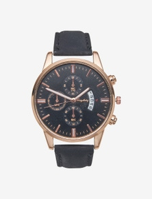 Rivers Men's Classic Timepiece