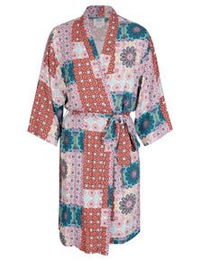 Rivers Kimono Rayon Robe