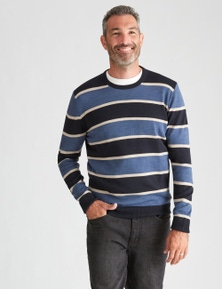 Rivers Block Stripe Jumper