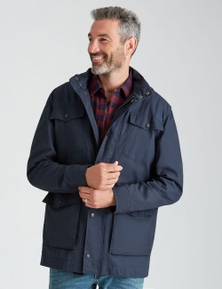 Rivers Canvas Utility Jacket