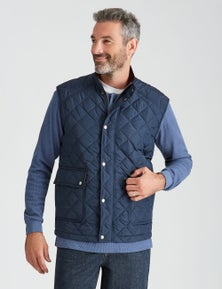 Rivers Quilted Vest
