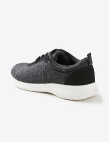 Rivers Washable Wool Lace Up