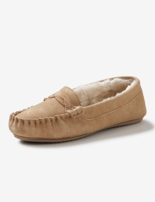 Rivers Suede Moccasin