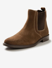 Rivers Suede Chelsea Boot