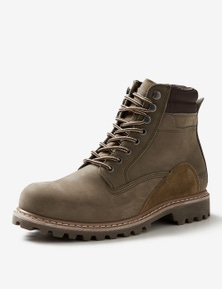 Rivers Goodyear Welt Lace-Up Boot