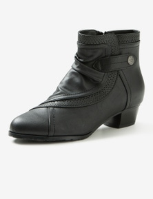 Rversoft Ruched Boot