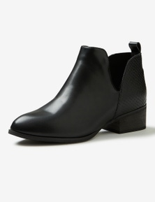 Riversoft V Cut Slip On Boot