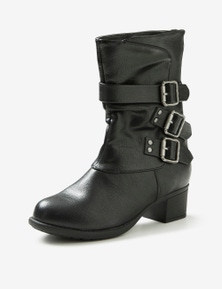 Riversoft triple Buckle Boot