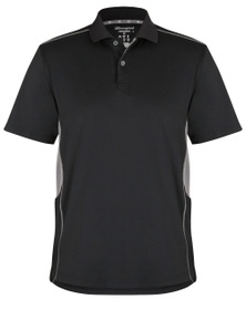 Champion Mens Short Sleeve Prime Double Dry Polo