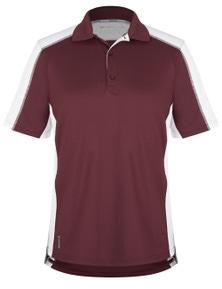Champion Mens Short Sleeve Polo