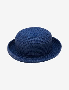 Rivers Paper Straw Bucket Hat