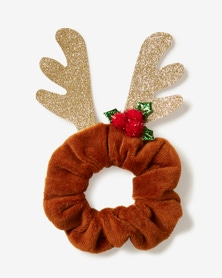 Rivers Gifting Xmas W Scrunchie Reindeer