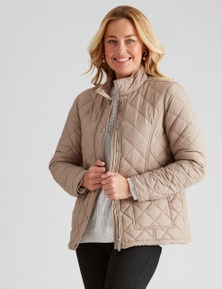 Rivers Quilted Jacket
