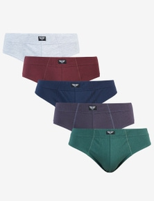 Rivers 5 Pack Brief
