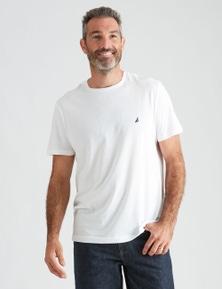 Nautica Mens Short Sleeve T-Shirt