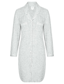 Rivers Knitted Button Up Nightie