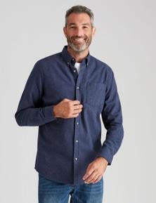 Rivers Long Sleeve Flannelette Shirt