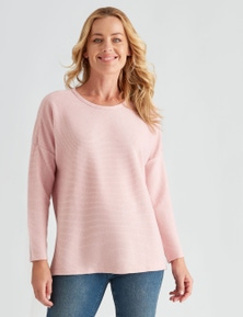 Rivers Long Sleeve Soft Touch Top