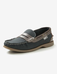 Rivers Leather Penny Moccasin