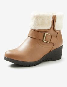 Riversoft Sherpa Collar Wedge Boot