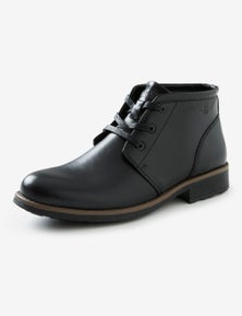 Rivers Chunky Lace Up Boot