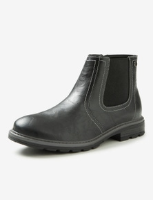 Rivers Two Tone High Cut Boot