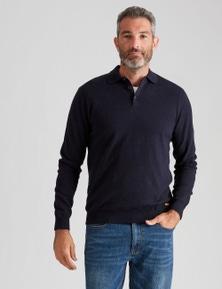 Rivers Knitwear Polo Top