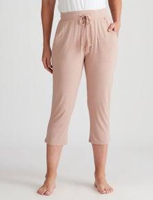 Rivers Sleep Crop Jersey Pant