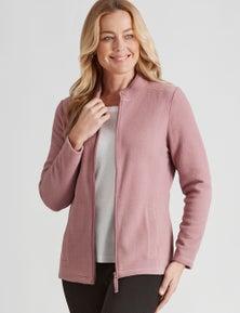 Rivers Zip Lightweight Fleece Jacket