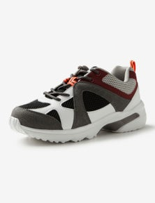 Rivers Chunky Lace Up