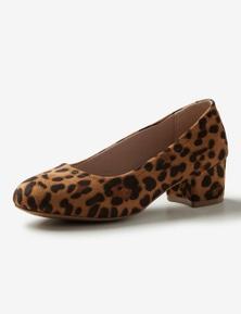 Riversoft Low Heel Court Shoe
