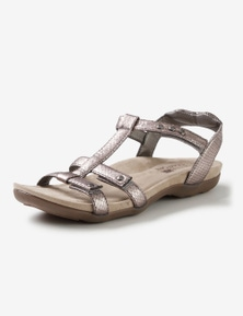 Rivers Comfort Strappy Studded Sandal