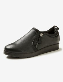 Riversoft Casual Zip Slip On
