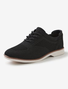 Riversoft Knitted Lace Up Shoe