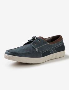 Rivers Lace Up Boat Shoe