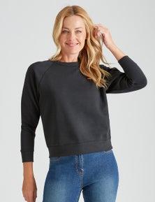 Levi's Womens Long Sleeve Sweatshirt