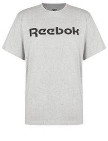Reebok Mens Graphic Print Short Sleeve Tee