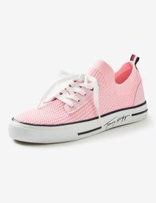 Tommy Hilfiger Gessie Womens Lace Up Sneaker