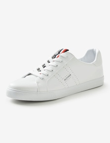 Tommy Hilfiger Lamiss Womens Lace Up Sneaker