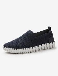 Skechers Womens Slip On Casual Shoe