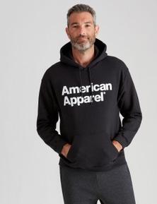 American Apparel Mens Fleece Hoodie