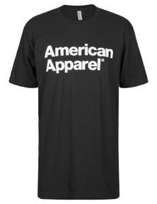 American Apparel Mens Short Sleeve Tee