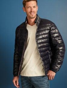 Tommy Hilfiger Mens Puffer Jacket