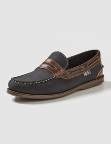 Rivers Leather Boat Shoe