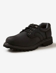 Rivers Goodyear Leather Welt Lace-Up