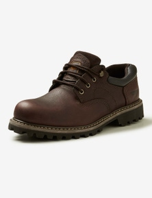 Goodyear Welt Lace-Up