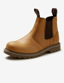 Rivers Goodyear Leather Welt Boot
