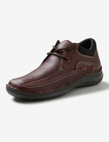 Rivers Cavalry Leather Classic Lace-Up