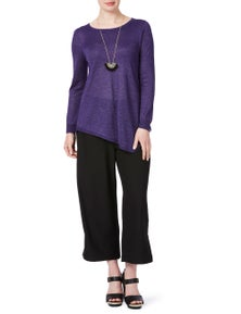 Table Eight Tiana Assymetric Knit